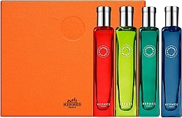 Parfumuri și produse cosmetice Hermes Collection Colognes - Set (edc/4x15ml)
