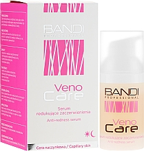 Parfumuri și produse cosmetice Ser facial împotriva roșeații - Bandi Professional Veno Care Anti-Redness Serum