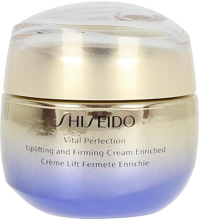 Set - Shiseido Vital Perfection (conc/10ml + foam/15ml + softner/30ml + conc/3ml + cr/50ml) — Imagine N6