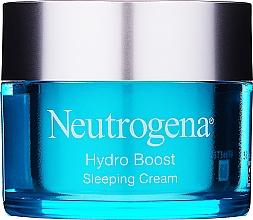 Parfumuri și produse cosmetice Cremă hidratantă de noapte pentru față - Neutrogena Hydro Boost Sleeping Cream