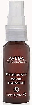 Spray-tonic pentru păr - Aveda Thickening Tonic — Imagine N1