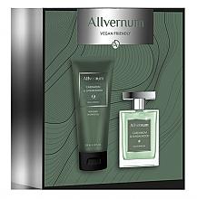 Parfumuri și produse cosmetice Allvernum Cardamom & Sandalwood - Set (edp/100ml + sh/gel/200ml)