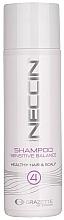 Parfumuri și produse cosmetice Șampon - Grazette Neccin Shampoo Sensitive Balance 4