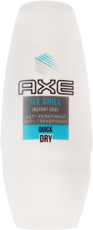 Deodorant Roll-On - Axe Ice Chill Roll-on — Imagine N1