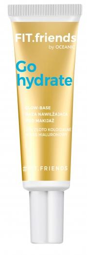 Bază de machiaj - AA Fit.Friends Go Hydrate Glow-base — Imagine N1