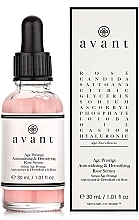 Parfumuri și produse cosmetice Ser antioxidant cu extract de trandafir - Avant Age Prestige Antioxidising & Detoxifying Rose Serum