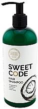 Parfumuri și produse cosmetice Șampon nutritiv cu ulei de cocos - Good Mood Sweet Code Hair Shampoo