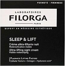 Parfumuri și produse cosmetice Cremă-lifting de noapte pentru față - Filorga Sleep & Lift Ultra-lifting Night Cream