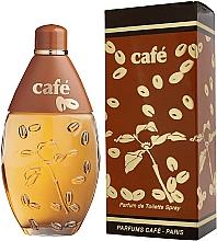 Parfumuri și produse cosmetice Cafe Parfums Cafe - Apă de toaletă