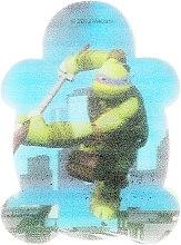 """Parfumuri și produse cosmetice Burete de baie pentru copii """"Țestoasele Ninja"""" Leonardo 4 - Suavipiel Turtles Bath Sponge"""