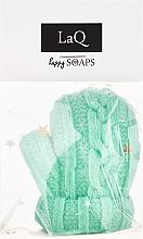 """Parfumuri și produse cosmetice Săpun natural """"Mănușă"""" cu aromă de kiwi - LaQ Happy Soaps Natural Soap"""