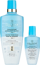 Demachiant pentru Ochi și Buze - Collistar Gentle Two-Phase Make-Up Remover — Imagine N5