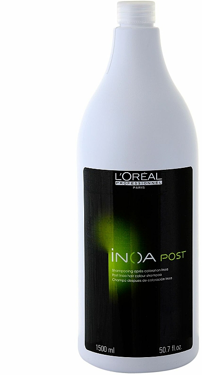 Șampon după vopsire - L'Oreal Professionnel Inoa Post-Shampoo — Imagine N1