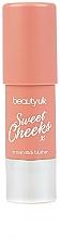 Parfumuri și produse cosmetice Fard-stick de obraz - Beauty UK Sweet Cheeks Cream Stick Blusher
