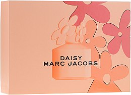 Parfumuri și produse cosmetice Marc Jacobs Daisy - Set (edt/50ml + b/lot/75ml + sh/gel/75ml)