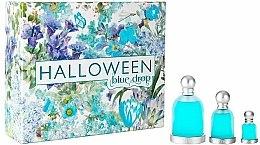 Parfumuri și produse cosmetice Jesus Del Pozo Halloween Blue Drop - Set (edt/100ml + edt/30ml + edt/4.5ml)