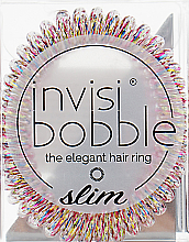 Parfumuri și produse cosmetice Elastic de păr - Invisibobble Slim Vanity Fairy