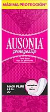 Parfumuri și produse cosmetice Absorbante de fiecare zi, 20 bucăți - Ausonia Protegeslip Maxi Plus