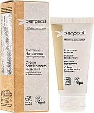 Parfumuri și produse cosmetice Cremă protectoare pentru mâini - Pierpaoli Prebiotic Collection Hand Cream