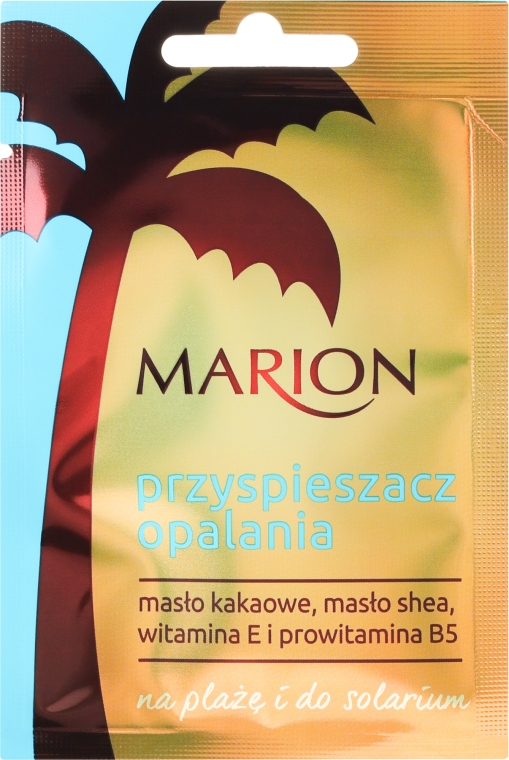 Accelerator bronzare - Marion