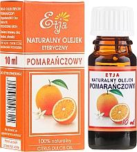 Parfumuri și produse cosmetice Ulei esențial de portocale - Etja Natural Citrus Dulcis Oil