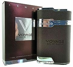 Parfumuri și produse cosmetice Armaf Voyage Brown - Apă de parfum