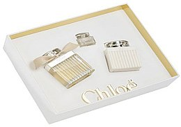 Parfumuri și produse cosmetice Chloe - Set (edp/75ml + b/lot/100ml + edp/5ml)