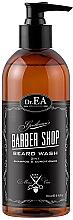 Parfumuri și produse cosmetice Șampon-balsam 2 în 1 pentru barbă - Dr. EA Barber Shop Beard Wash 2 in1 Shampoo & Conditioner