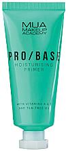 Parfumuri și produse cosmetice Primer hidratant pentru față - Mua Pro/ Base Moisturising Primer