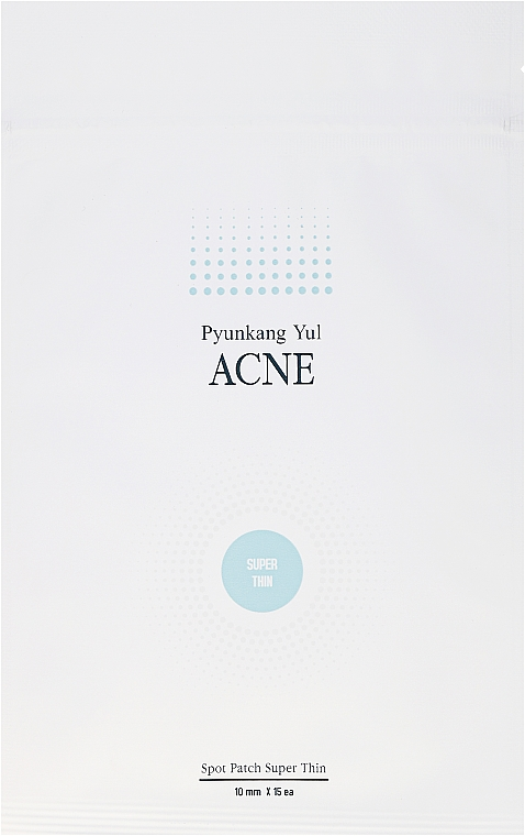 Patch-uri pentru față - Pyunkang Yul Acne Spot Patch Super Thin