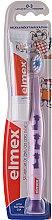 Parfumuri și produse cosmetice Set Periuță de dinți + pastă de dinți pentru copii (0-3 ani) - Elmex Learn Toothbrush Soft + Toothpaste 12ml