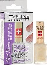 Parfumuri și produse cosmetice Balsam regenerant pentru unghii - Eveline Cosmetics Nail Therapy Professional
