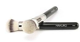 """Parfumuri și produse cosmetice Pensulă pentru fond de ten """"H54"""" - Hakuro"""