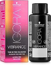 Parfumuri și produse cosmetice Vopsea de păr - Schwarzkopf Professional Igora Vibrance Tone On Tone