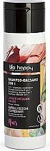 Parfumuri și produse cosmetice Șampon-balsam de păr - Bio Happy Jungle Infusion Mango Conditioning Shampoo