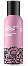 Parfumuri și produse cosmetice Gosh Absolutely Nothing For Her - Spray deodorant