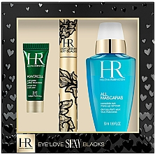 Parfumuri și produse cosmetice Set - Helena Rubinstein Eye Love Sexy Blacks Set (mascara/6.9ml eye/ser/3ml + eye/lot/50ml)