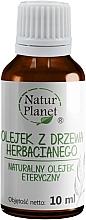 Parfumuri și produse cosmetice Ulei de arbore de ceai - Natur Planet Tea Tree Oil