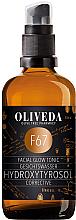 Parfumuri și produse cosmetice Toner pentru față - Oliveda F67 Facial Toner Hydroxytyrosol Corrective