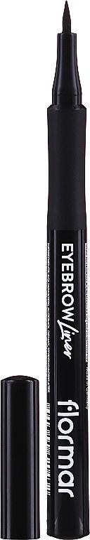 Creion pentru sprâncene - Flormar Eyebrow Liner