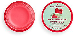 Balsam-mască de buze - I Heart Revolution Watermelon Popsicle Lip Mask & Balm — Imagine N2