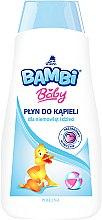 Parfumuri și produse cosmetice Gel de duș pentru copii - Pollena Savona Bambi Baby Shower Gel