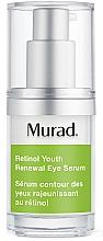 Parfumuri și produse cosmetice Ser cu retinol pentru zona din jurul ochilor - Murad Resurgence Retinol Youth Renewal Eye Serum