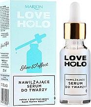 Parfumuri și produse cosmetice Ser hidratant pentru față - Marion Love Holo Moisturizing Face Serum