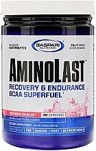 "Parfumuri și produse cosmetice Supliment alimentar ""Recuperare și rezistență"", fruit punch - Gaspari Nutrition Amino Last Fruit Punch"