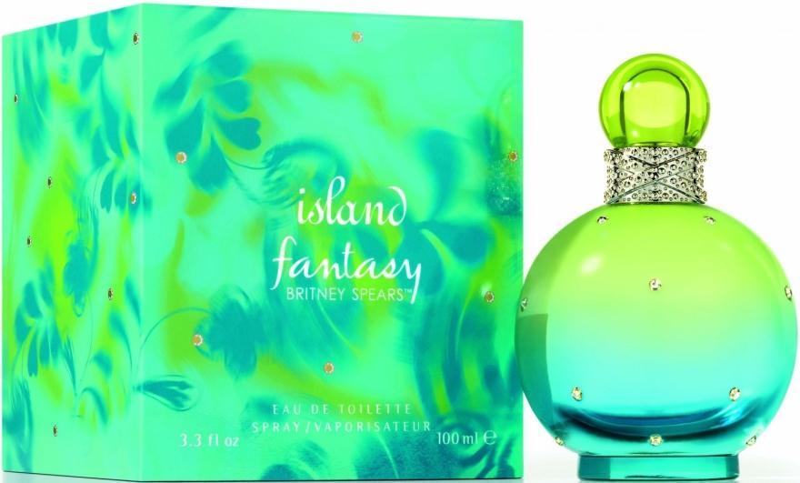 Britney Spears Island Fantasy - Apă de toaletă — Imagine N2