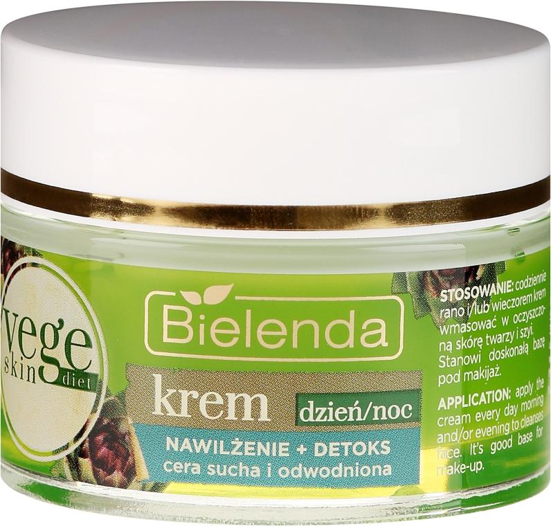 Cremă pentru ten sensibil - Bielenda Vege Skin Diet — Imagine N2