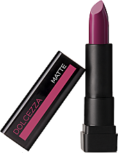 Parfumuri și produse cosmetice Ruj mat de buze - Gabriella Salvete Dolcezza Lipstick Matte