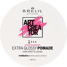 Parfumuri și produse cosmetice Pomadă de păr  - Brelil Art Creator Extra Glossy Pomade