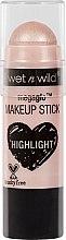 Parfumuri și produse cosmetice Iluminator-stick pentru față - Wet N Wild MegaGlo Makeup Stick Highlight